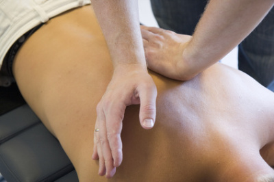 Osteopathic treatment and low back pain